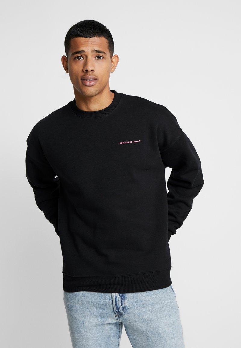 Good For Nothing - Sweatshirt - black