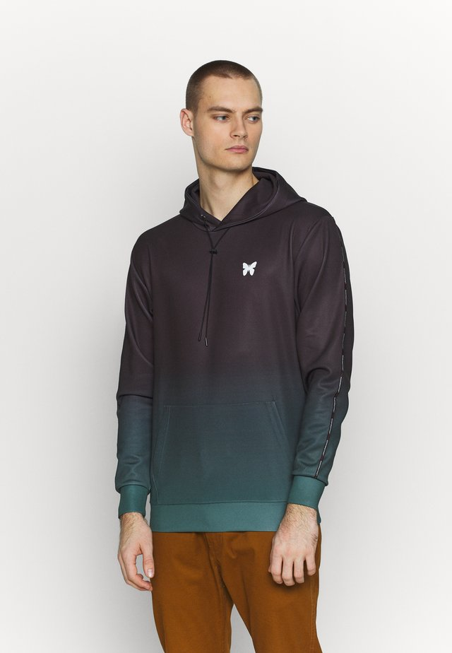 HOODIE - Bluza z kapturem - green