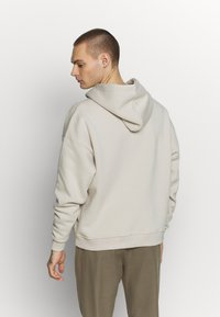 Good For Nothing - OVERSIZED HOODIE - Mikina s kapucí - tan - 2