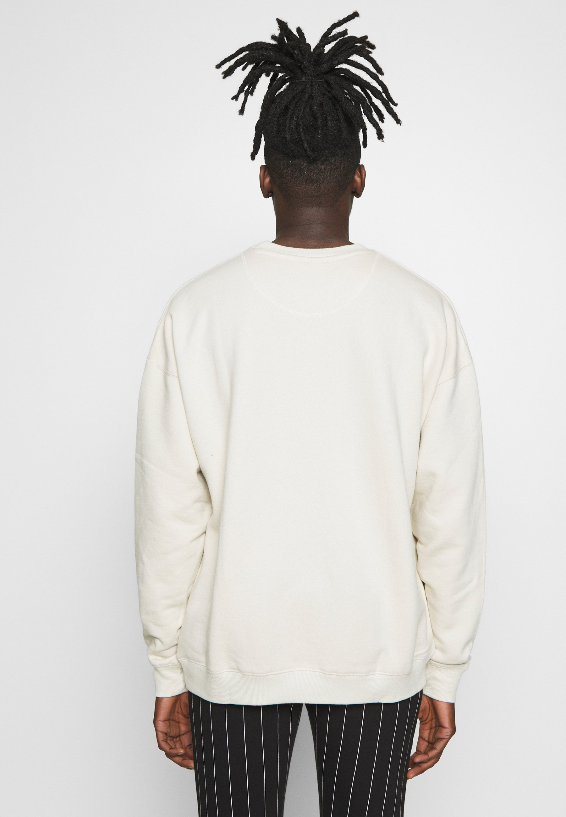 Good For Nothing Oversized - Sweatshirt Tan