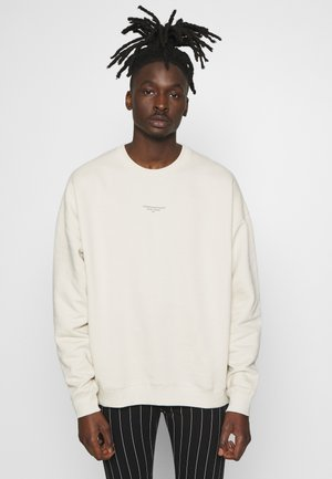 GOOD FOR NOTHING OVERSIZED - Sweatshirts - tan