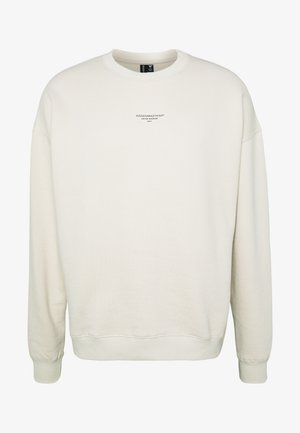 GOOD FOR NOTHING OVERSIZED - Sweatshirt - tan