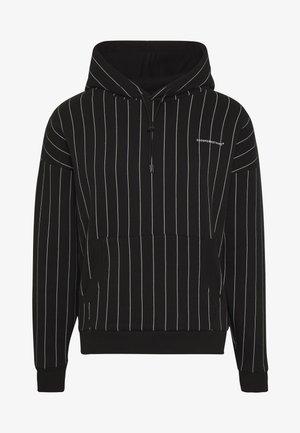 GOOD FOR NOTHING OVERSIZED HOODIE - Bluza z kapturem - black
