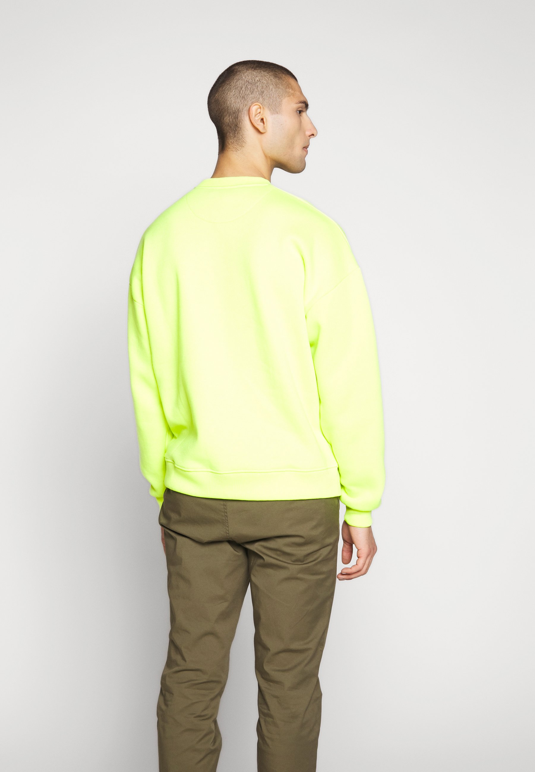 Good For Nothing - Sweater Neon Yellow