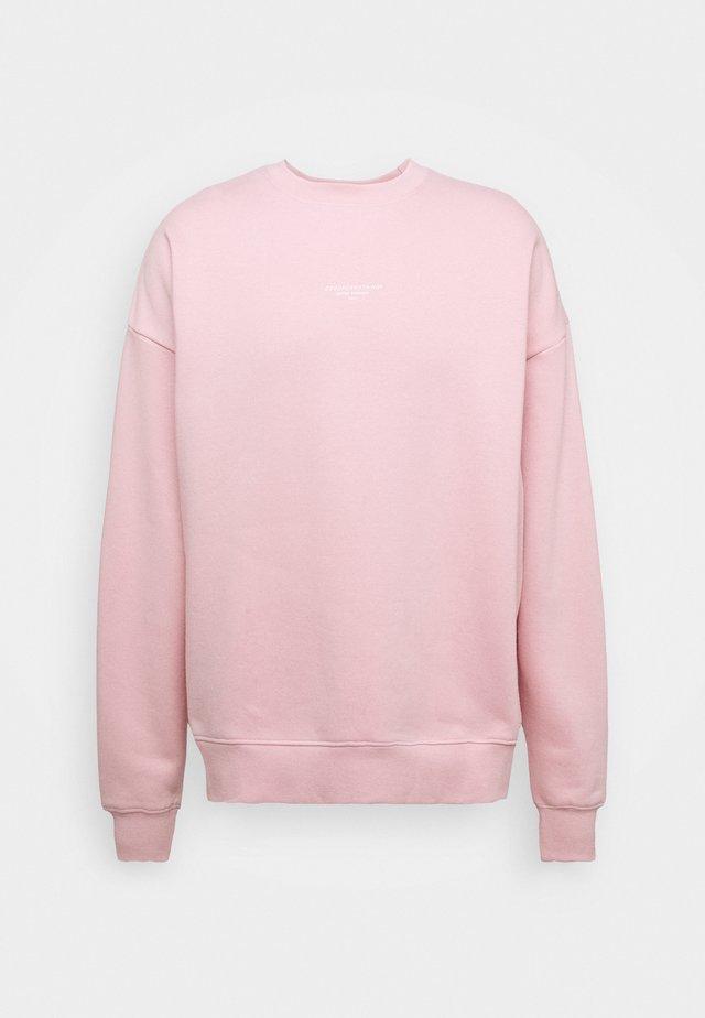 OVERSIZED - Bluza - pink