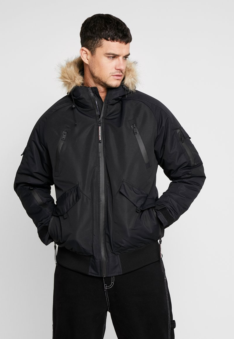 Good For Nothing - ARCTIC - Light jacket - black
