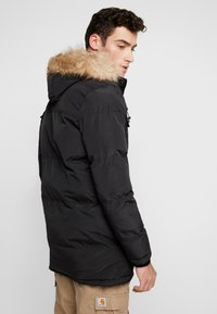 Good For Nothing - DOUBLE LAYERED ARCTIC - Vinterkappa /-rock - black - 2