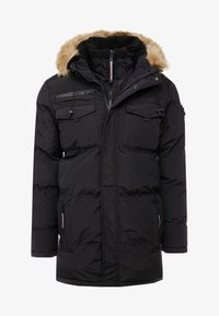 Good For Nothing - DOUBLE LAYERED ARCTIC - Vinterkappa /-rock - black - 5