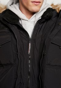 Good For Nothing - DOUBLE LAYERED ARCTIC - Vinterkappa /-rock - black - 6