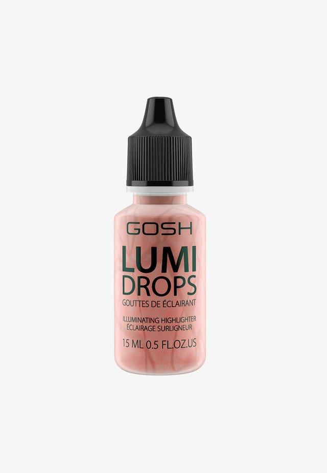 LUMI DROPS - Highlighter - 012 rosegold