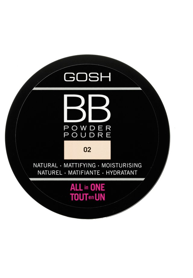 BB POWDER - BB Cream - 02 sand