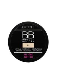 Gosh Copenhagen - BB POWDER - BB Cream - 04 beige - 1