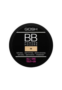 Gosh Copenhagen - BB POWDER - BB Cream - 06 warm beige - 1