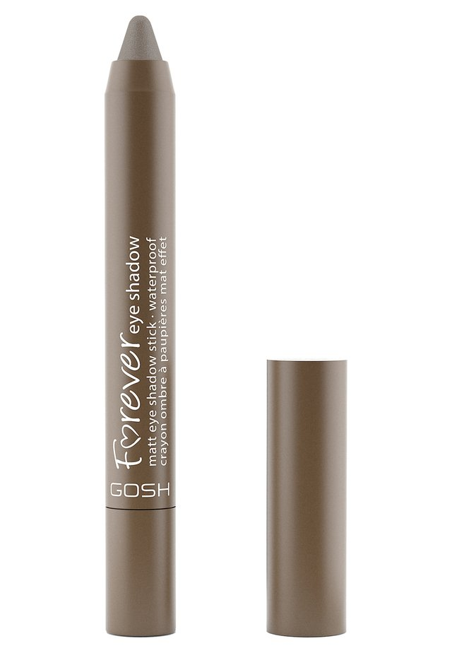 FOREVER EYE SHADOW - Lidschatten - 10 twisted brown