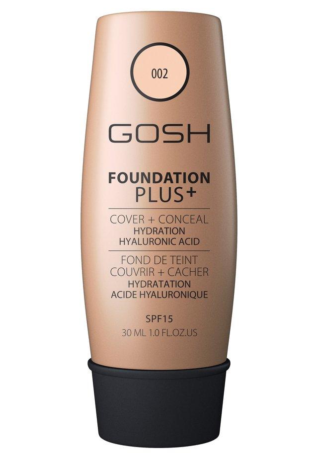 GOSH FOUNDATION PLUS +  - Foundation - 002 ivory