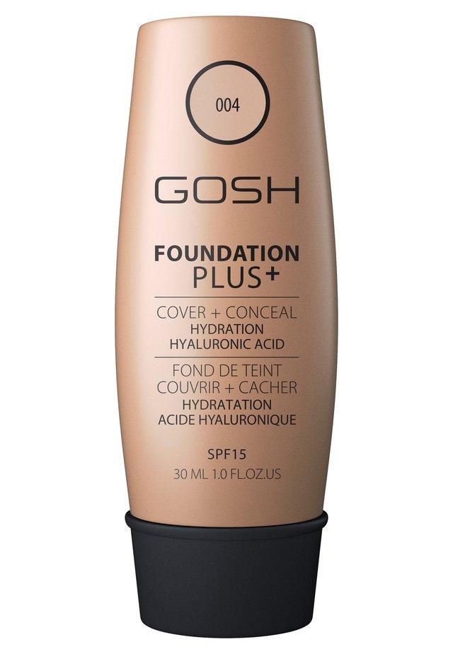 GOSH FOUNDATION PLUS +  - Foundation - 004 natural
