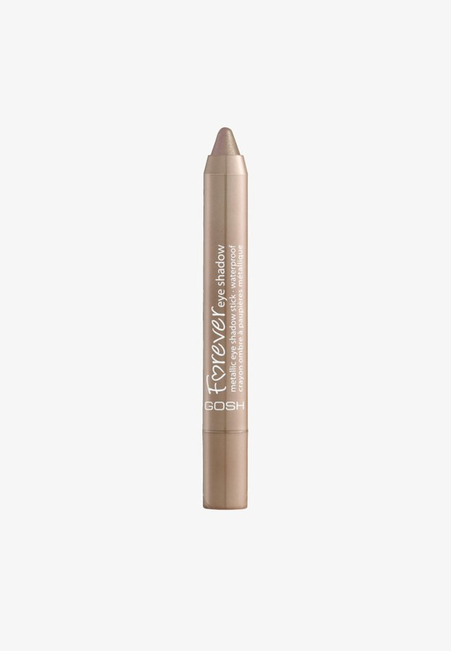 FOREVER EYE SHADOW - Lidschatten - 02 beige