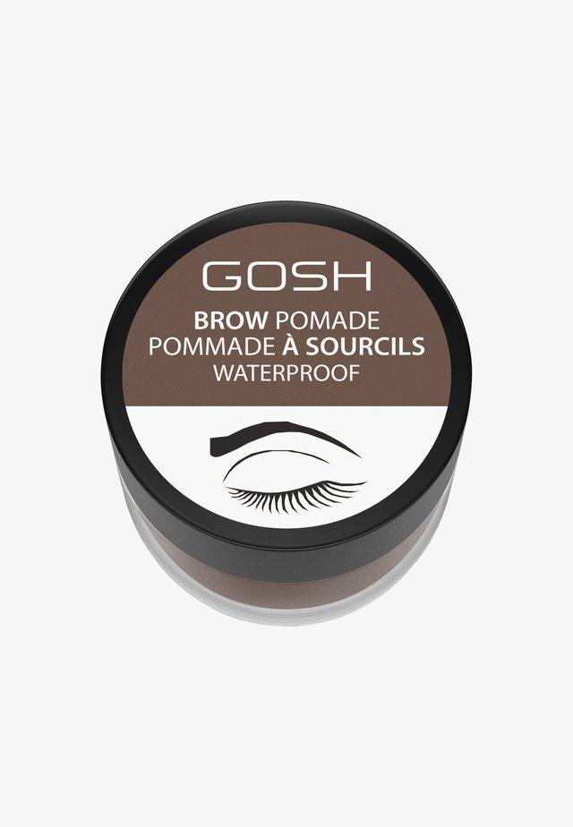 BROW POMADE - Eyebrow gel - 001 brown