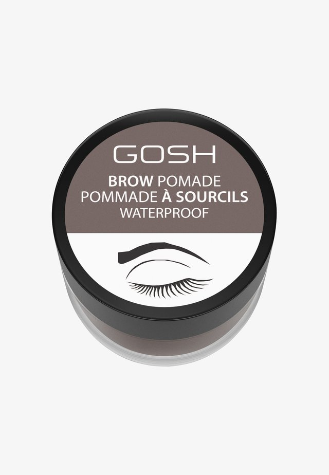 BROW POMADE - Eyebrow gel - 002 grey brown