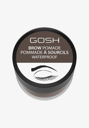 BROW POMADE - Gel sopracciglia - 003 dark brown