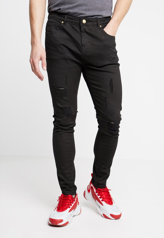 ADRIAN - Jeans Skinny Fit - black