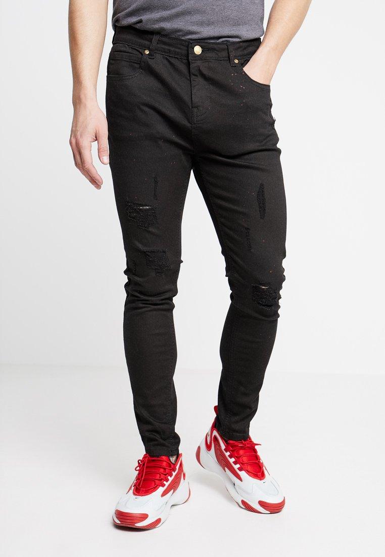 Golden Equation - ADRIAN - Jeans Skinny Fit - black