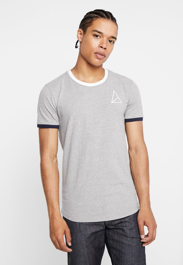 KENNA - T-shirts med print - grey