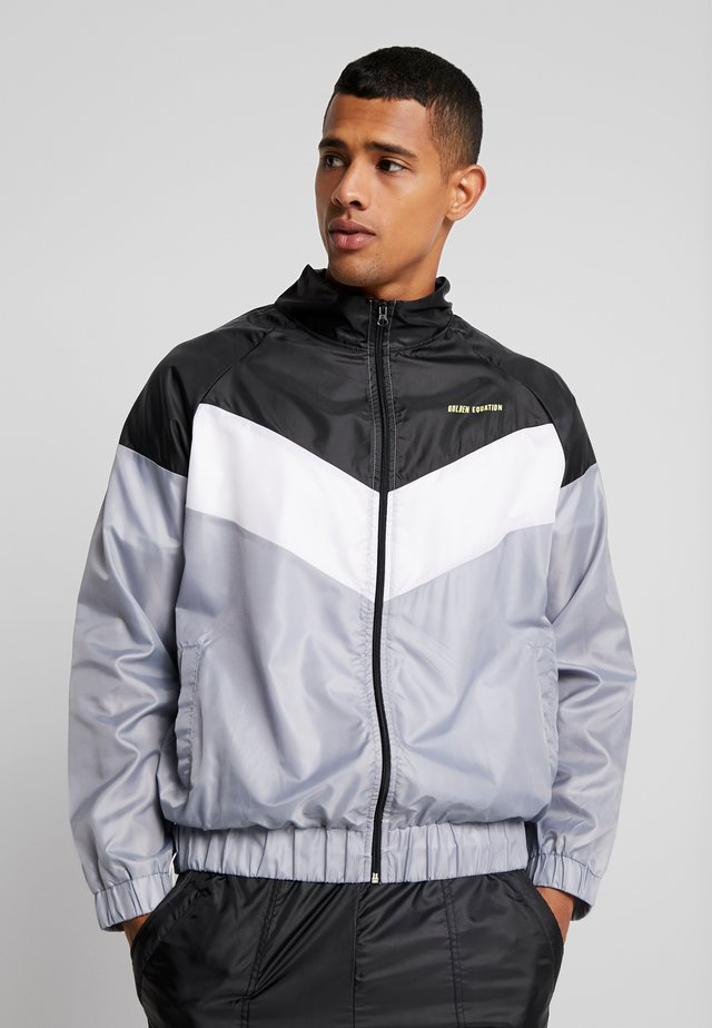 MARDEN  - Trainingsjacke - grey