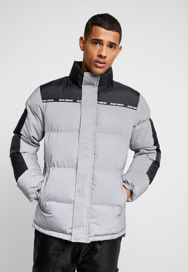 CANNON - Winterjacke - light grey