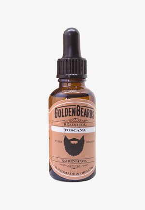 BEARD OIL 30ML - Huile à barbe - toscana
