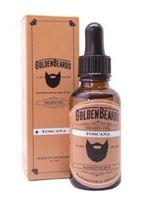 Golden Beards - BEARD OIL 30ML - Beard oil - toscana - 1