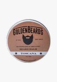 Golden Beards - BEARD BALM 30ML - Skægpleje - toscana - 0