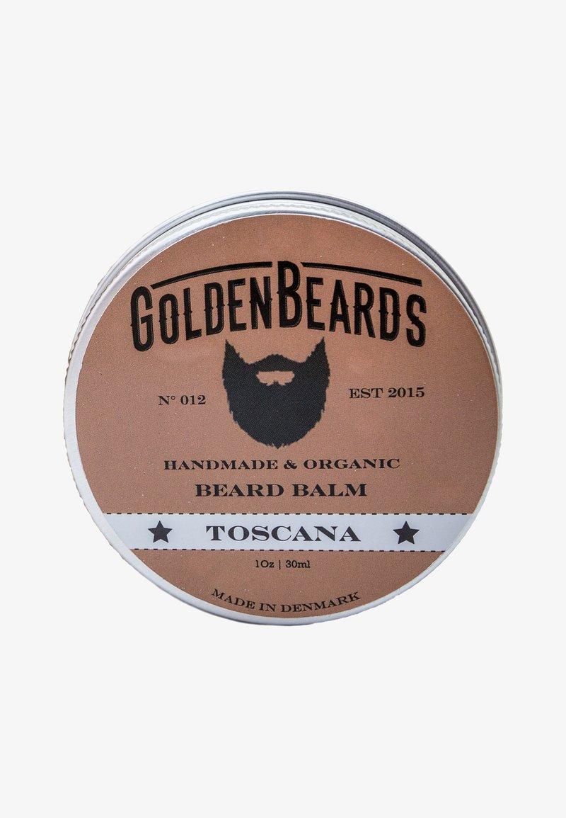 Golden Beards - BEARD BALM 30ML - Skægpleje - toscana