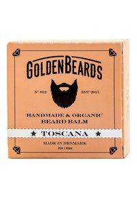 Golden Beards - BEARD BALM 60ML - Beard oil - toscana