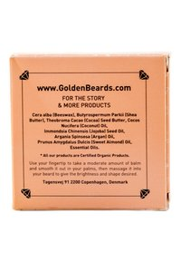 Golden Beards - BEARD BALM 60ML - Beard oil - toscana - 2