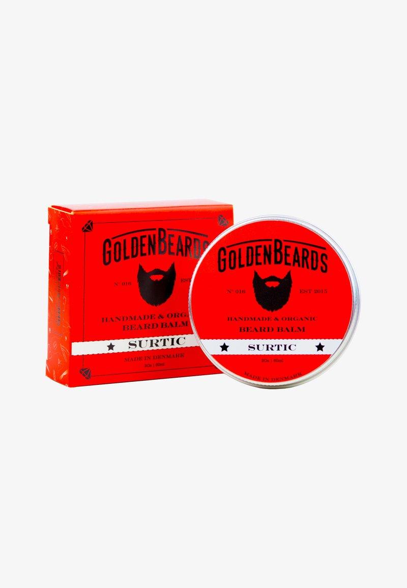 Golden Beards - BEARD BALM 60ML - Beard oil - surtic
