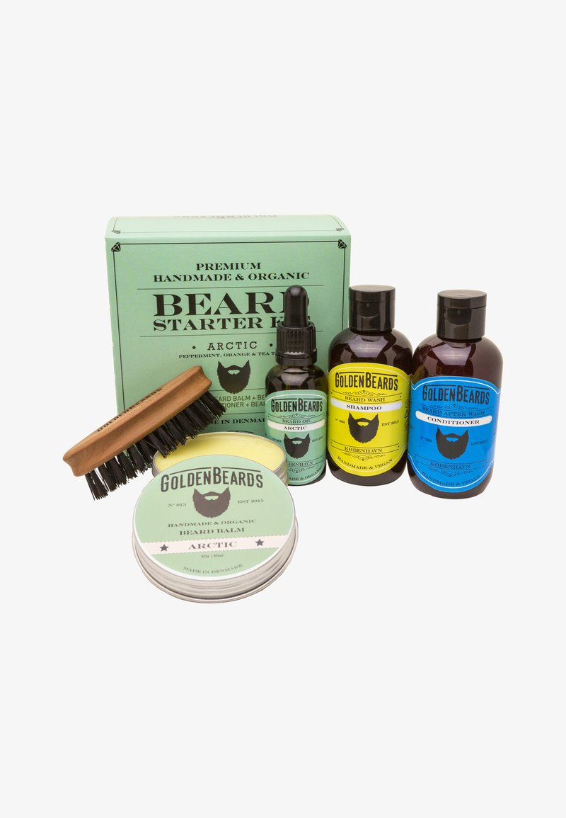 Golden Beards - COMBO GIFT SET - Scheerset - arctic combo