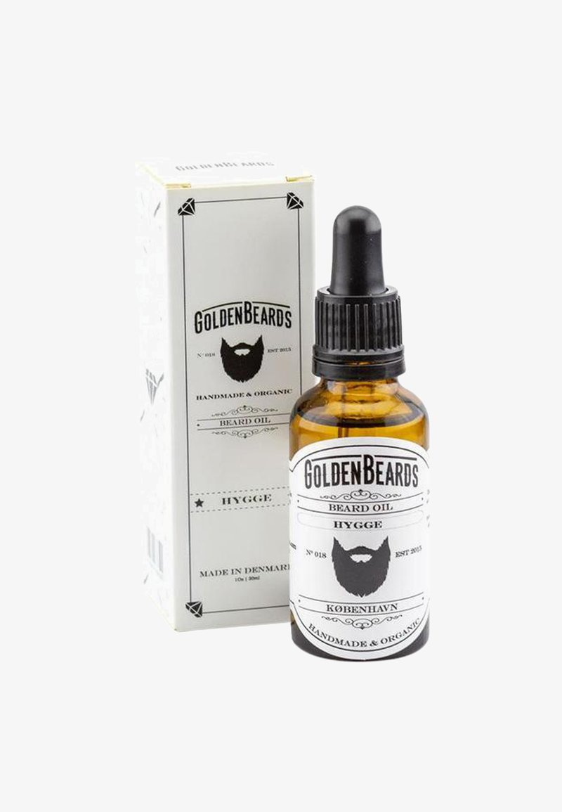 Golden Beards - HYGGE OIL - Skægpleje - -