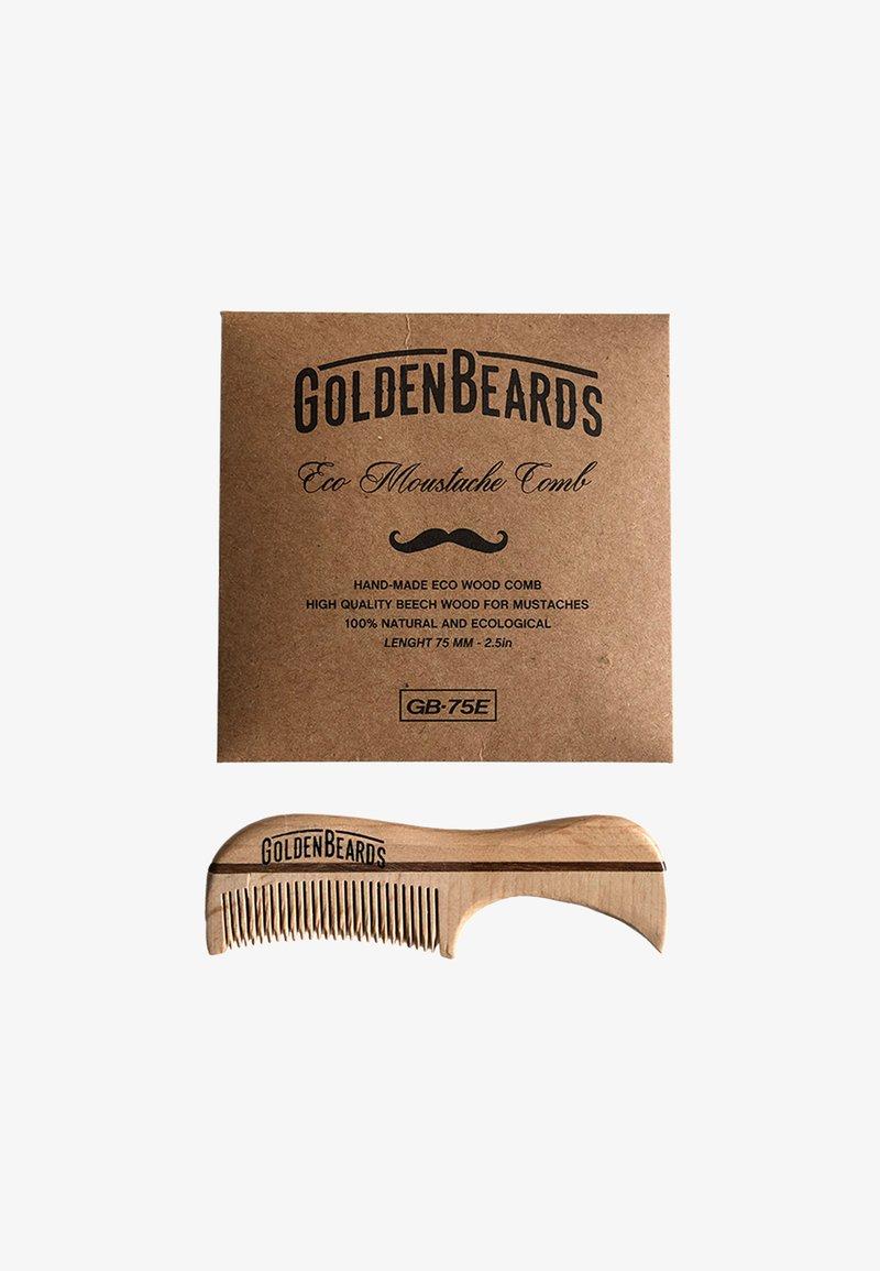 Golden Beards - ECO WOOD COMB 7,5CM - Brosse - -
