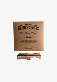 Golden Beards - ECO WOOD COMB 9,5CM - Brush - - - 0
