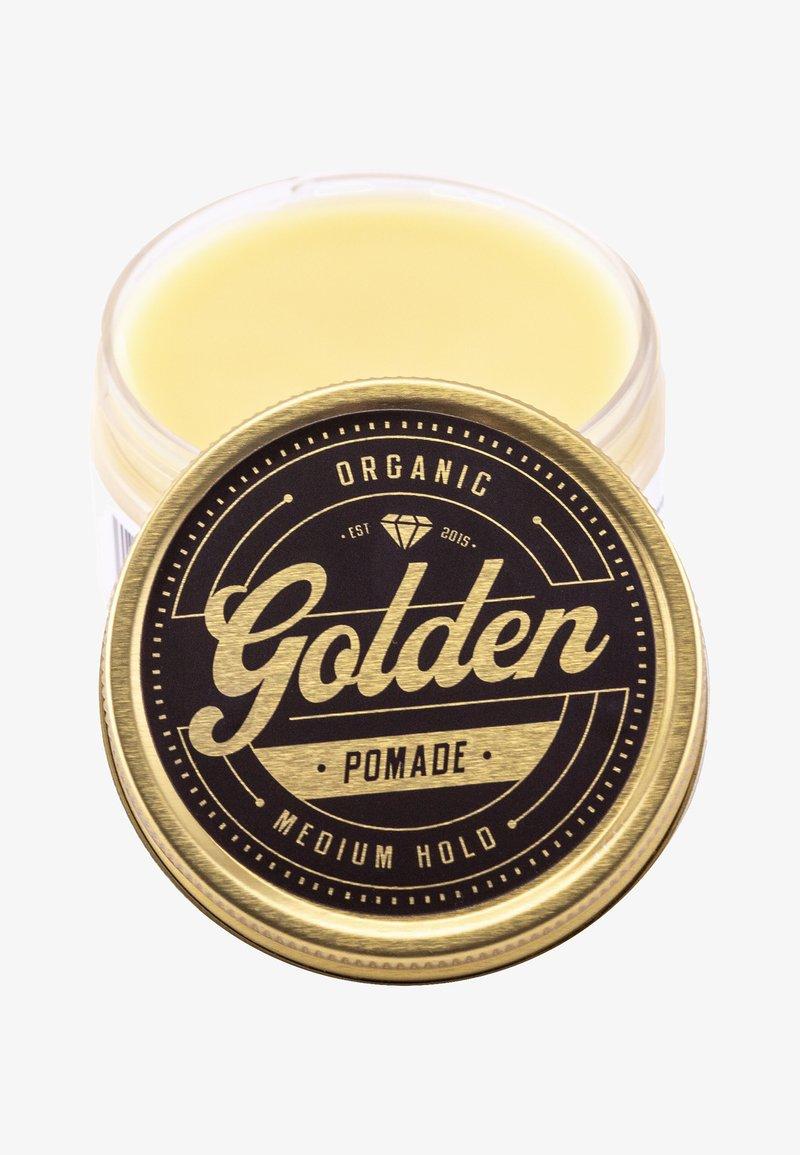 Golden Beards - HAIR POMADE 100ML - Stylingprodukter - -
