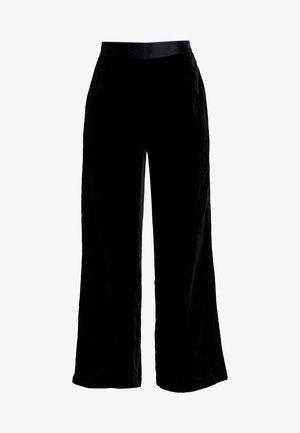 THE PANTS - Kalhoty - black
