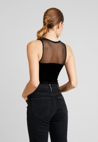 Good American - THE MIXED BODY - Top - black - 2