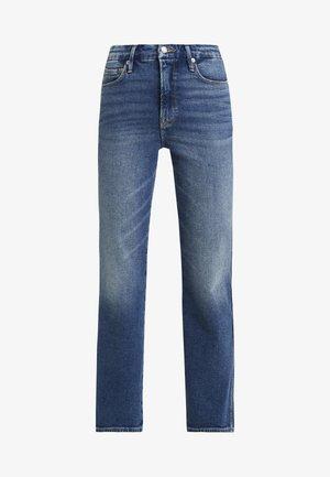 GOOD CURVE - Straight leg jeans - blue190