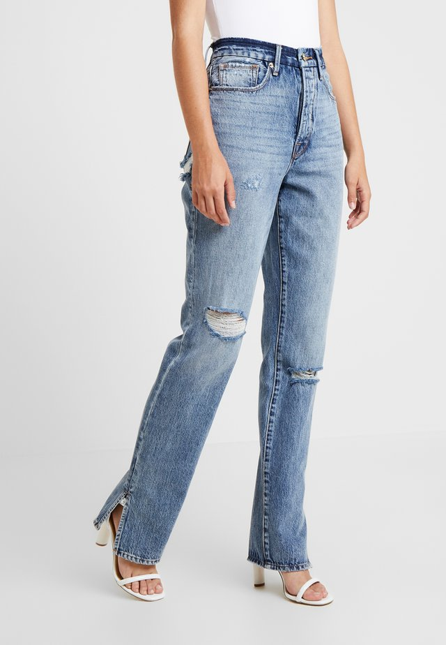 GOOD BOY - Jeans relaxed fit - blue