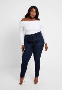 Good American - GOOD LEGS - Jeans Skinny Fit - blue - 1