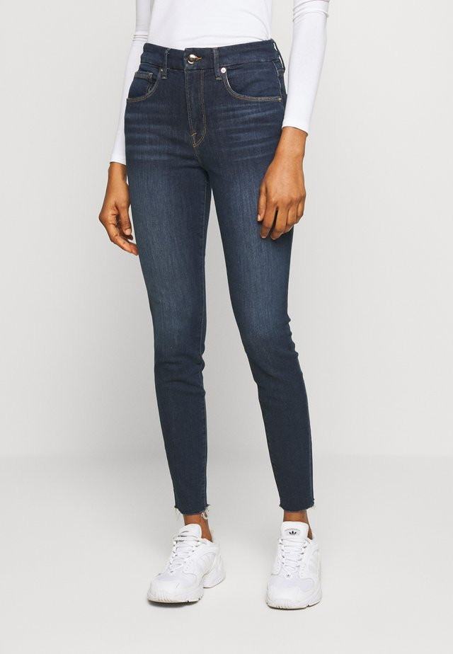 LEGS - Jeansy Skinny Fit - blue