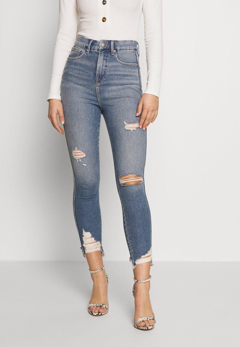 Good American - Jeans Skinny - blue