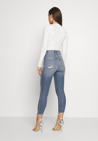 Good American - Jeans Skinny - blue - 4