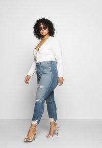 Good American - Jeans Skinny - blue - 1